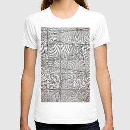 Line Circles T-shirt