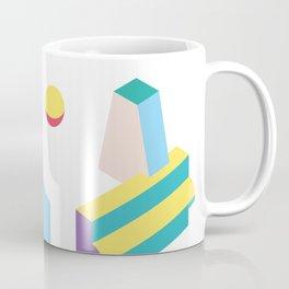 Extrusions No.1 Coffee Mug