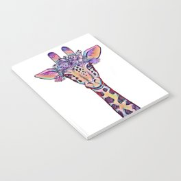Long May She Reign (purple) Notebook