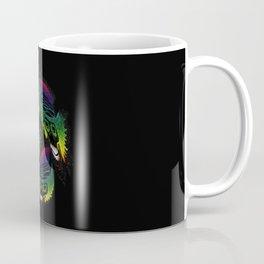Tanz der Totenkopfäffchen Coffee Mug