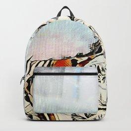 Burn Barrel Backpack
