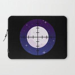 Aim for the Moon Laptop Sleeve
