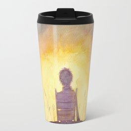 47 Sunsets Travel Mug