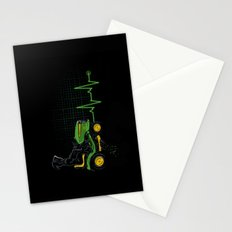 Modern Times Stationery Cards