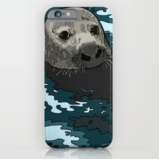 Grey Seal iPhone 6s Slim Case