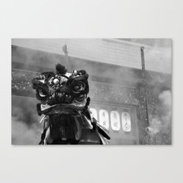 The year of the Water Dragon Canvas Print