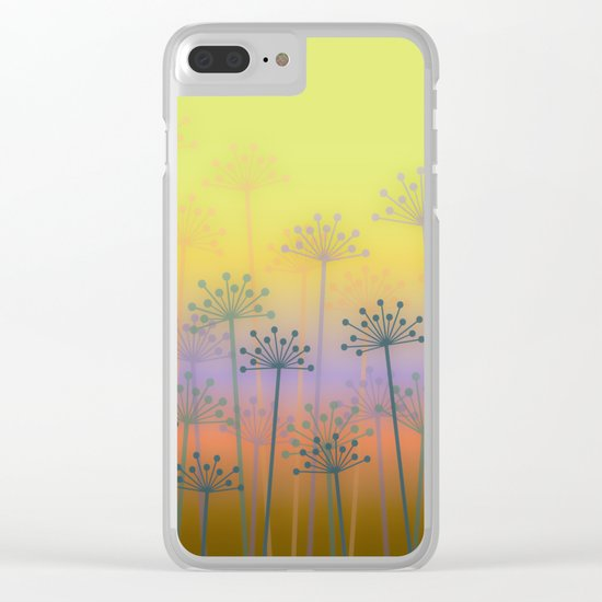 color Clear iPhone Case