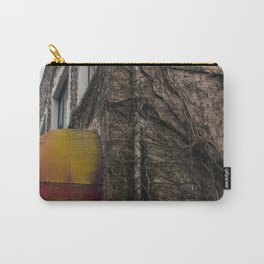 Weathered Building - Ashland, OR Carry-All Pouch