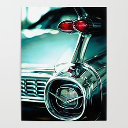 Tail Lights Poster