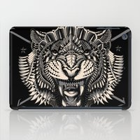 bioworkz iPad Cases featuring Eye of the Tiger by BIOWORKZ
