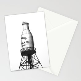 Montreal's Guaranteed Milk Co Limited Stationery Cards