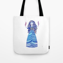 Tomira the Enchantress Tote Bag