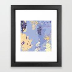 Small wonders Framed Art Print