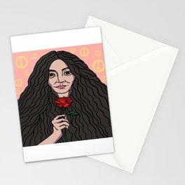 Yoko Ono Stationery Cards
