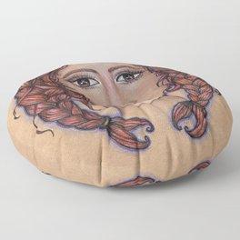 Cancer Floor Pillow