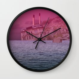 atmosphere 72 Wall Clock