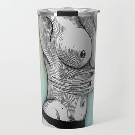 implied perfection Travel Mug