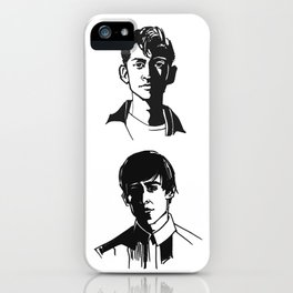 the last shadow puppets iPhone Case