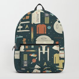 To Boldly Go... Backpack