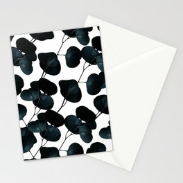 Dark Leaves #society6 #artforsale Stationery Cards