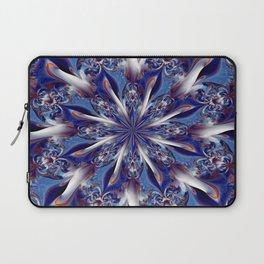 Ribbon Kaleidoscope Laptop Sleeve