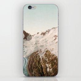 Vintage Mountain Peaks iPhone Skin