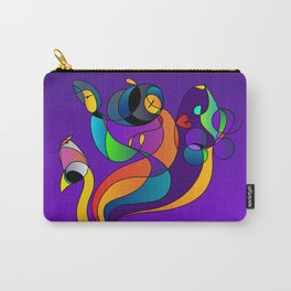 Dance & Love Carry-All Pouch