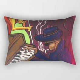 Gumbo night 18 Rectangular Pillow
