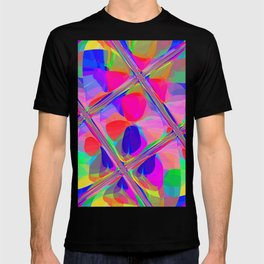 Re-Created  Glass Ceiling I by Robert S. Lee T-shirt