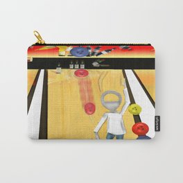 Corky's playing Bowling Carry-All Pouch