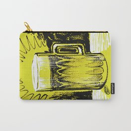 Beer_Yellow Carry-All Pouch