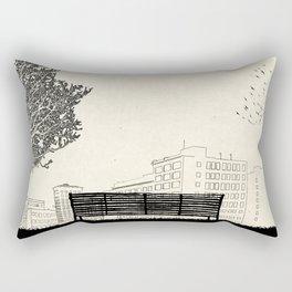 (500) Days of Summer Rectangular Pillow