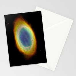 Ring Nebula Stationery Cards