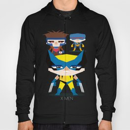 X Men fan art Hoody