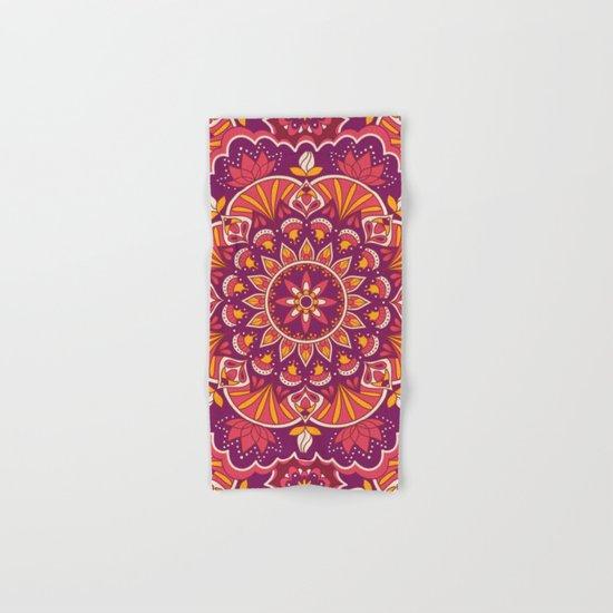 Mandala 43 Hand & Bath Towel