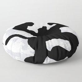 Night Monkey Floor Pillow