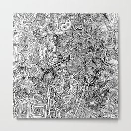 Imagenagerie Metal Print