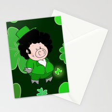 Luck of the Irish Stationery Cards