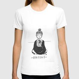 CONTENT T-shirt