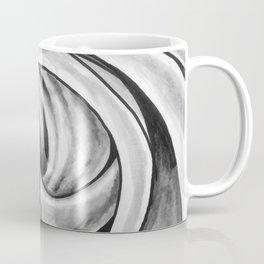 Swirl (Gray) Coffee Mug