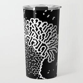 Moonlight Anemone Travel Mug