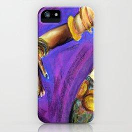 Belly Dancer iPhone Case