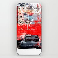 law iPhone & iPod Skins featuring LUDWIG'S LAW by michael pfister