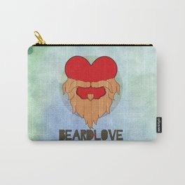 Beard Love Carry-All Pouch