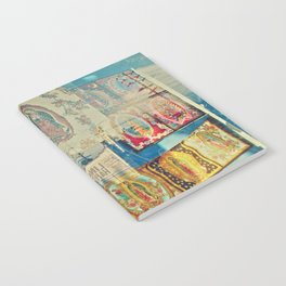LA Window - Our Lady of Guadalupe Notebook