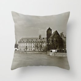 Wroclaw 1 Throw Pillow