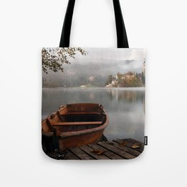 Bucolic landscape Tote Bag
