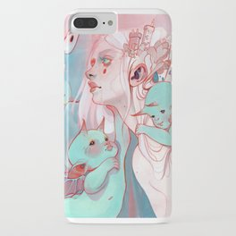 Scatterling iPhone Case