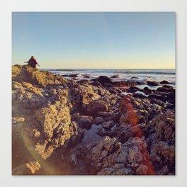 Sea and Shoals Canvas Print