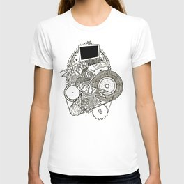 Work is Play T-shirt